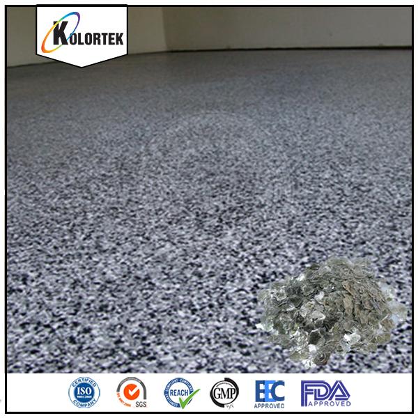 Kolortek Decorative Epoxy Colored Flakes For Epoxy Floor