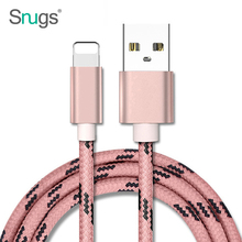 Fast Charging for iPhone USB Cable; Nylon Braided USB Charging Cable for iPhone for iPhone 7 Date Transfer USB Cable