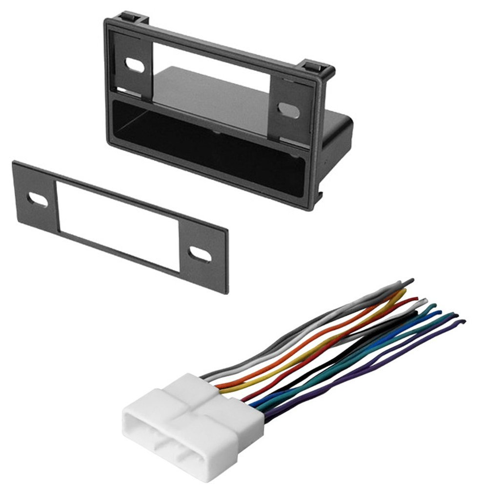 Get Quotations · ACURA HONDA 1994 1995 1996 1997 CAR STEREO RADIO CD PLAYER  RECEIVER INSTALL MOUNTING KIT WIRE