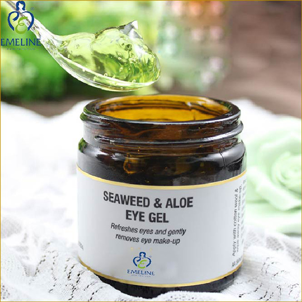High Quality Seaweed And Aloe Eye Gel For Dark Circles And Wrinkles