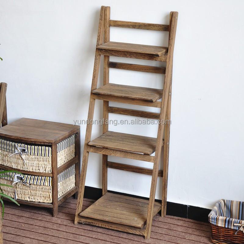 etagere pliante bois table de lit. Black Bedroom Furniture Sets. Home Design Ideas