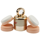 Hot selling Mini vibrationelectric smoothly foundation makeup powder electric puff with stick baruty skin