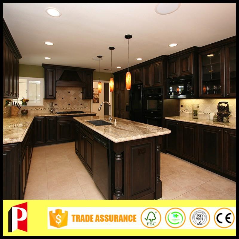 Econ mica pvc mueble cocina puerta precio cocinas for Cocinas economicas precios