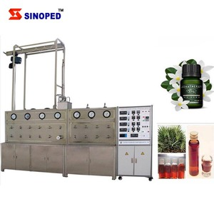 High End Simple Carbon Dioxide Supercritical CO2 Fluid Extraction Equipment 5L(3L) From China