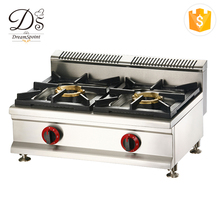 Factory direct selling all brands classical commercial burner table top gas cooking stoves