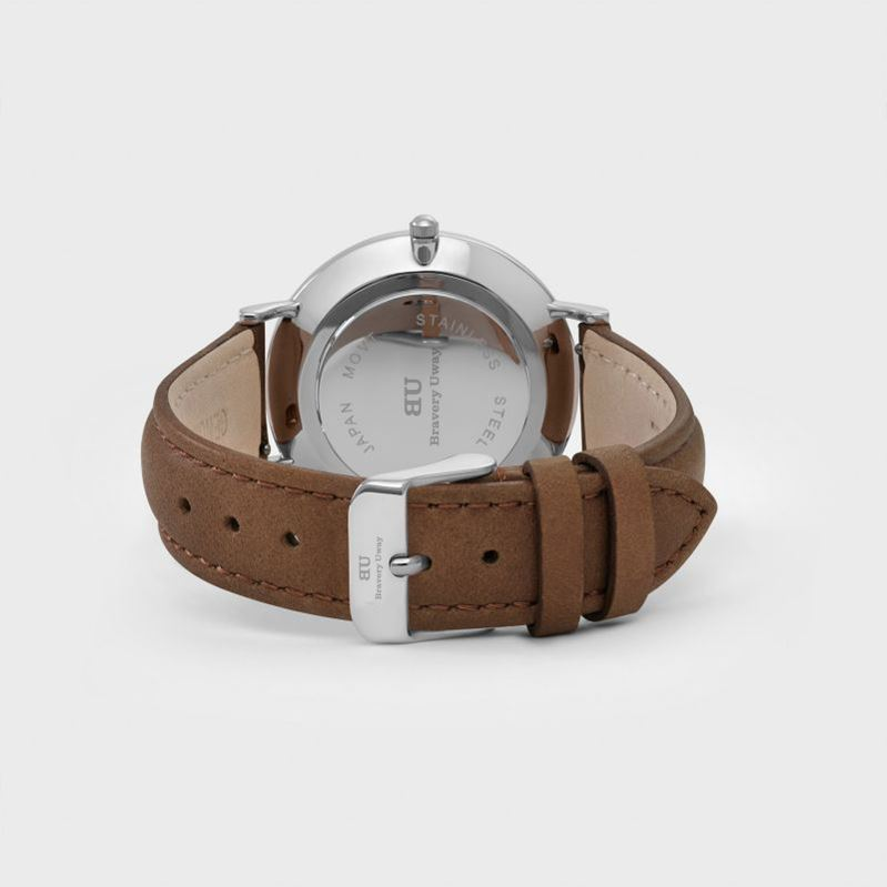 BU All Color Nature Wooden Wrist Watch Belts