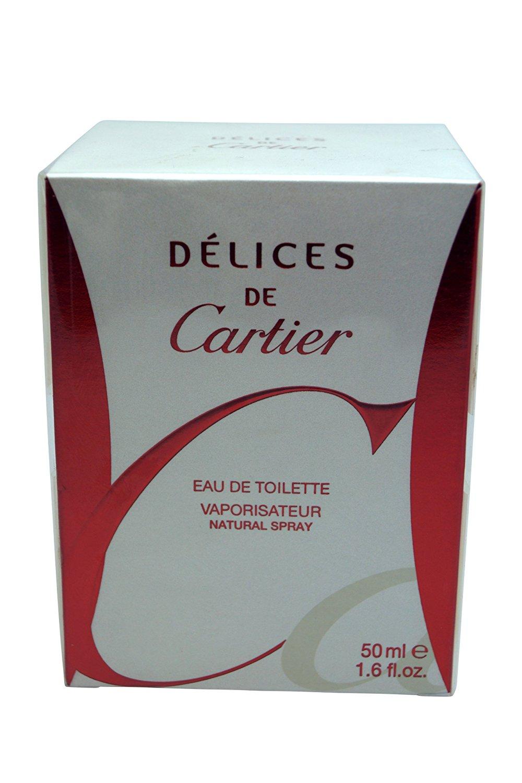 Cartier Delices de Cartier EDT 1.6 oz