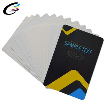 L800 Kunststoff Visitenkarte Drucker Cr80 Leere Tintenstrahl Pvc Karte Druck Großhandel Buy Pvc Druck Karte Inkjet Pvc Karte Visitenkarte Drucker