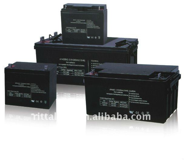 lead acid battery solar 12v 200ah price