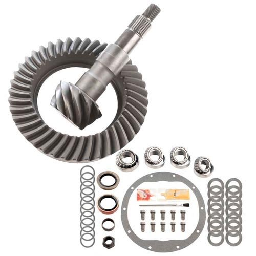 ACDelco 45K0181 Professional Front Caster//Pinion Angle Bolt Kit with Cams and Nuts
