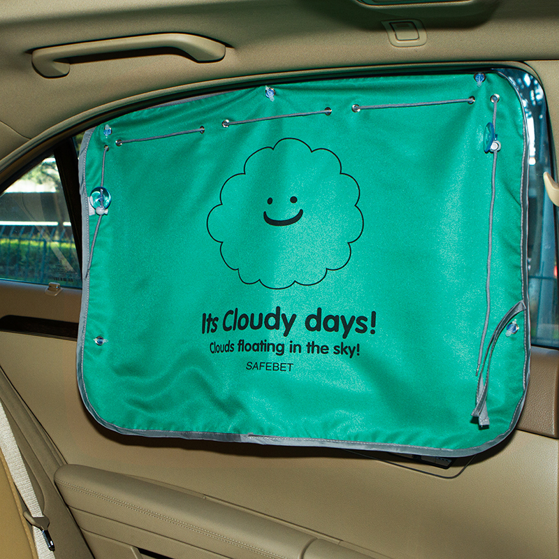 ZY-C-037 Vehicle window sun shade car sunshade foldable specific sunshades