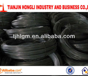 annealed soft black iron wire no middle man 830