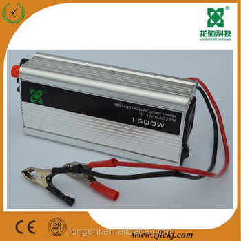 1500w 12v Dc To Ac 220v Car Auto Vehicle Power Inverter Adapter ...