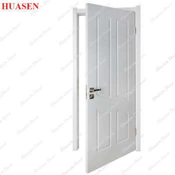 Temporary portable building pvc exterior doors