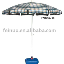 Hot Selling promotional standard size paper parasol umbrellas