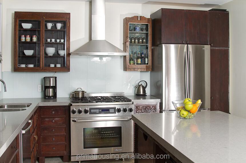 high gloss uv mdf board storage cabinet door with aluminium edging