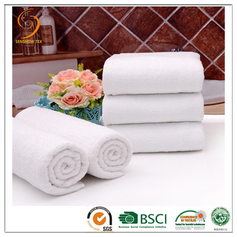 high quality breathable and soft 100% cotton bath towel 70 140