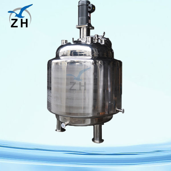 Copper distillation systems steam heating blending tank for Copper water tank