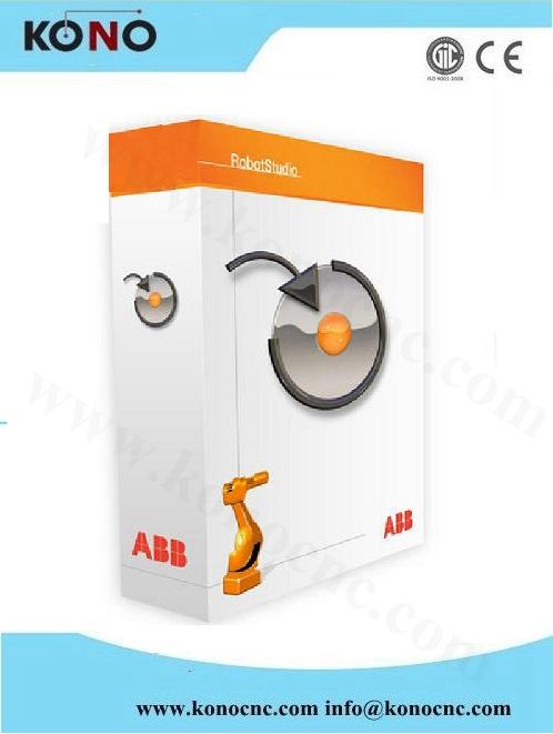 ABB RobotStudio 5.15/5.61 robot simulation program no