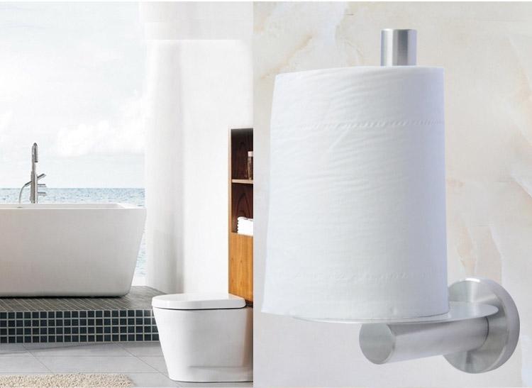hotel bathroom accessories commercial recessed toilet paper dispenser