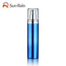 Hot Selling Beauty PETG/ALS Materiaal Clear 30 ml 50 ml Aluminium Zilver <span class=keywords><strong>Airless</strong></span> <span class=keywords><strong>Fles</strong></span>