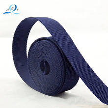 Custom Design Dark Blue PP Webbing