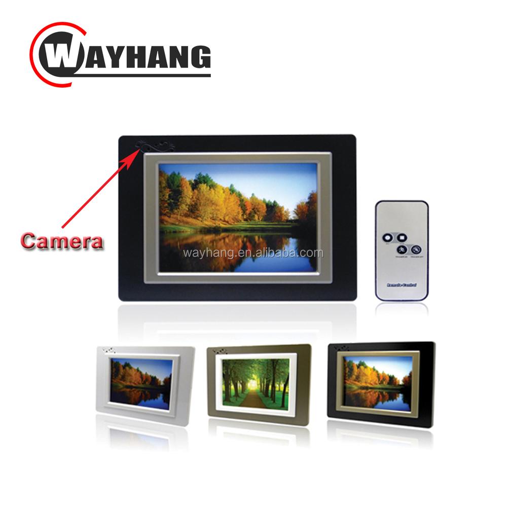 720p Hd Smart Camera/photo Frame Hidden Camera/mini Hidden Camera ...