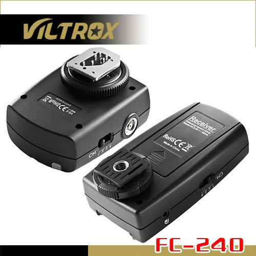 3-in-1 function wireless flash trigger for Nikon D200 D300 D700