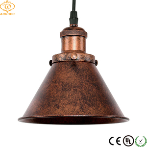 Bar Lights rustic edison bulbs pendant light fixture iron vintage Iron pendant lamps decoration for home