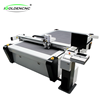 1525 model Japan servo motor cnc automatic paper board cutting machine