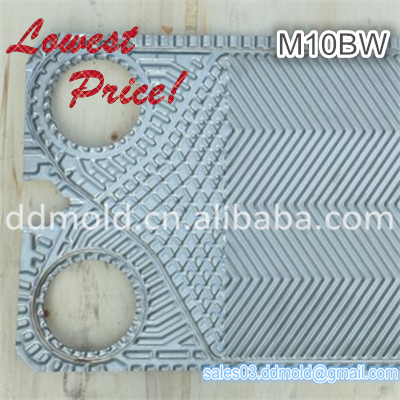 Alfa spares M10BW plate for semi - welded plate heat exchanger