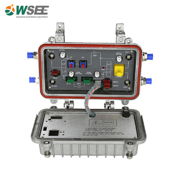 Outdoor Bi-directional Cable Catv Amplifier Sxg301 - Buy Cable ...