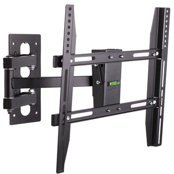 Tv Wall Mount Swivel Stand 22 50 Inch Led Lcd Plasma Flat Screen Vesa 400x400