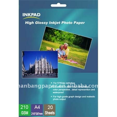 OEM photo copy paper cheap with high quality
