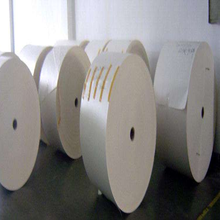 350gsm single side coated kraft paper roll for jewelry packaging