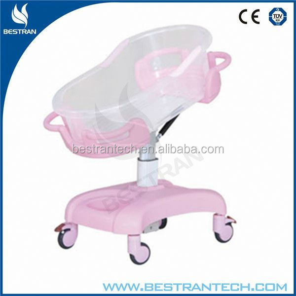 BT-AB101 HOT SALE!!! ISO,CE!!! High class mechanical abs cheap foldable baby cot