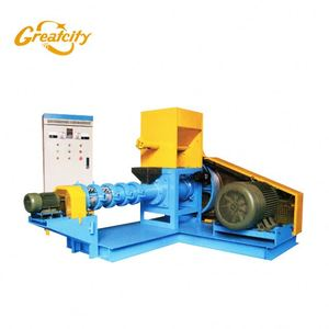 Extruder floating/sinking floating fish feed pellet machine price