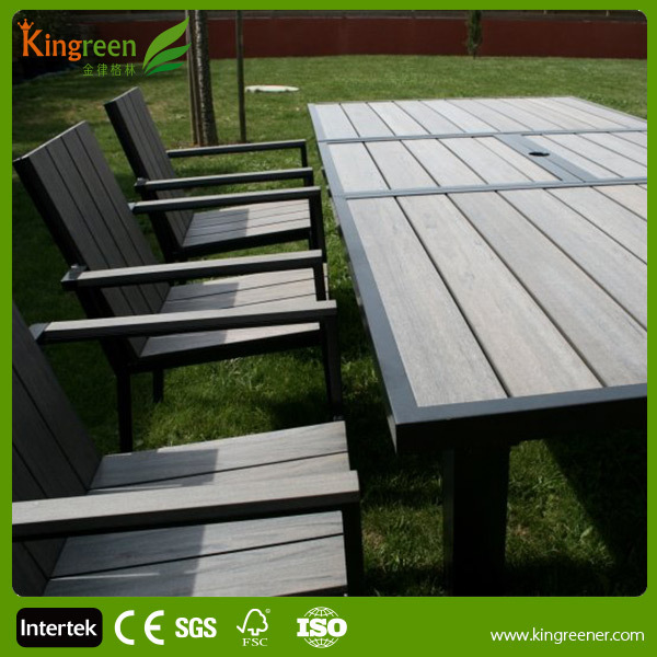 Outdoor Garden Wood Plastic Composite Wpc Furniture - Buy Wpc