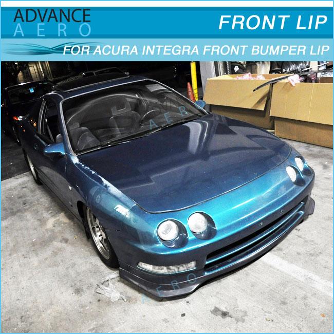 For Acura Integra 94 95 96 97 Evo Style Pu Front Lip