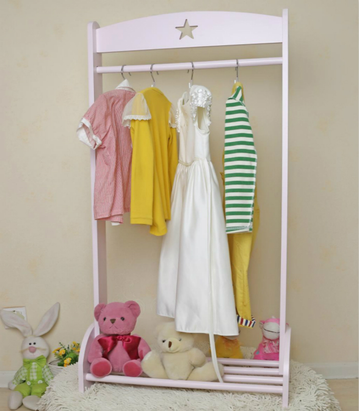 Fashion White Children Wooden Clothes Racks Buy New Arrival Mdf White Bedroom Kids Clothes Rackgood Quality Wooden Kids Coat Racksbaby Mdf