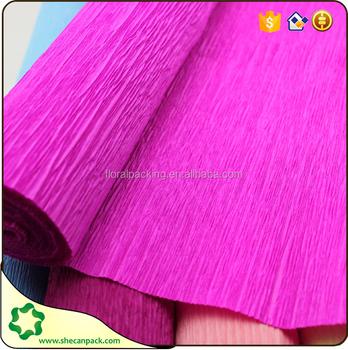 Bunga Pembungkus Kertas Krep Untuk Makeing Bunga Kertas Krep Buy Kertas Krep Pada Roll Dekorasi Warna Kertas Krep Kertas Krep Untuk Membungkus Hadiah Ulang Tahun Product On Alibaba Com