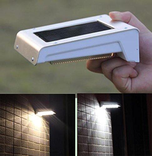 Dual Working Model New Solar Powered Motion Sensor Light