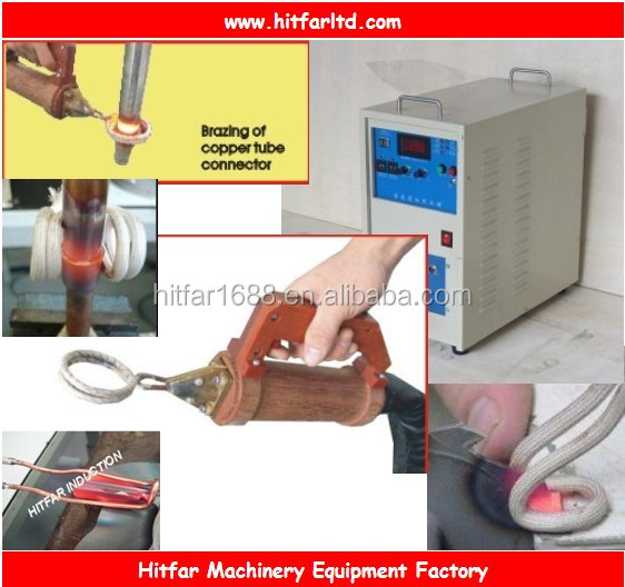 copper tube induction welder: induction brazing machine, induction welding equipment