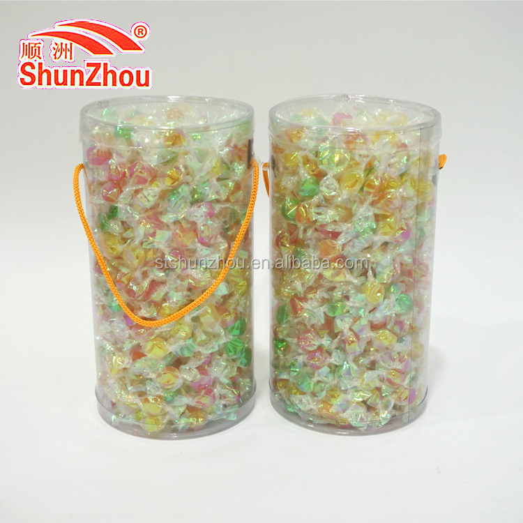 400pc jar packed Lavish bonbon fruity hard candy