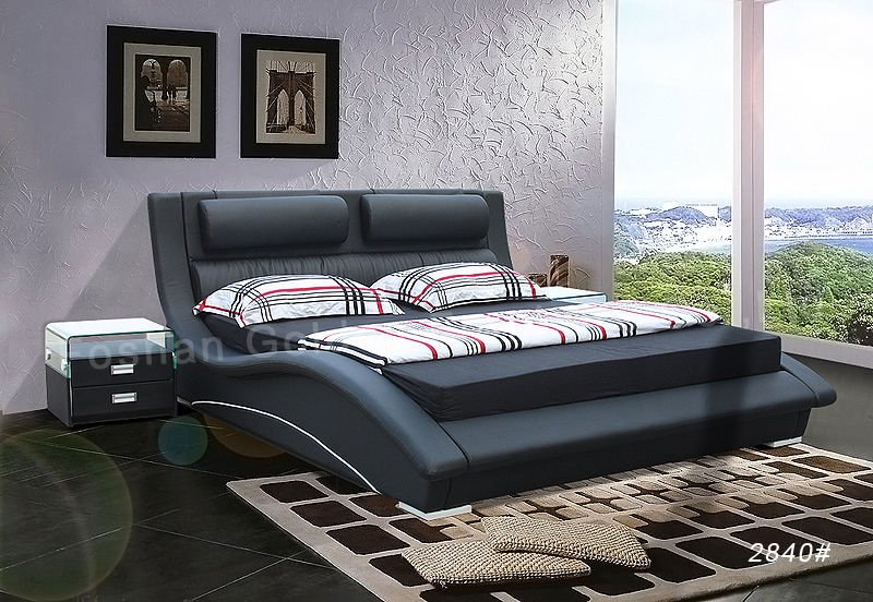 2017 Latest Design King Size Italian Bedroom Bed