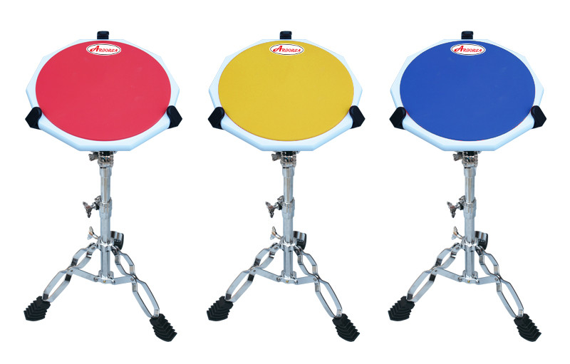 hot selling silicone 8 39 39 practice drum pad set buy electronic drum pad cheap practice pads. Black Bedroom Furniture Sets. Home Design Ideas