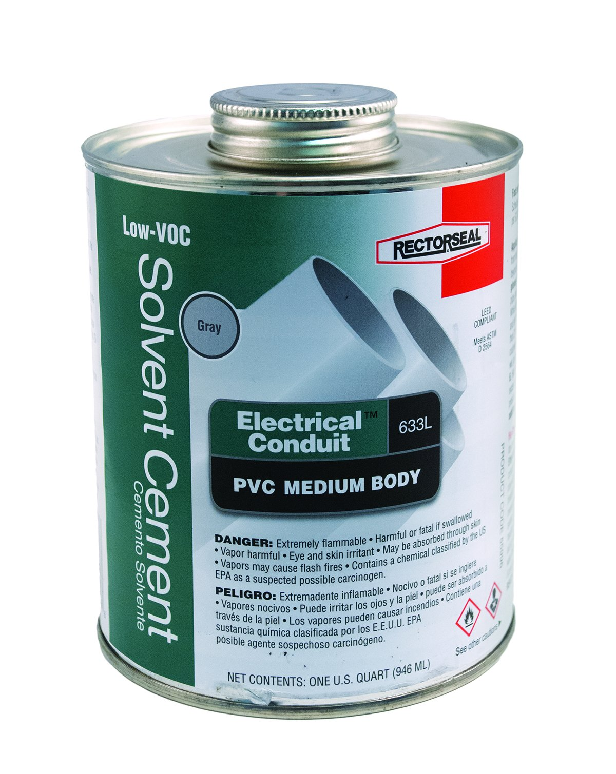 Cheap 6 Pvc Conduit Find Deals On Line At Alibabacom For Electrical Wiring In Addition Schedule 40 Rectorseal 55995 Pint Gray 633l Low Voc Solvent Cement