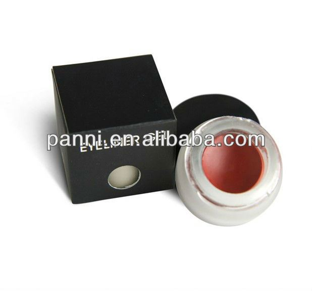 Wholesale waterproof makeup eyeliner gel#7