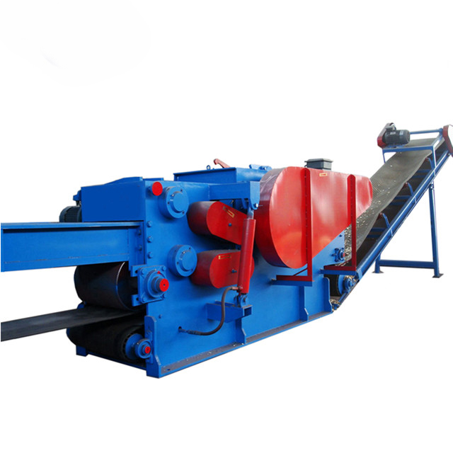 2019 Leabon Supplier CE Industrial Used Drum Wood Chipper Price