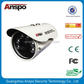 Thermal imaging camera 1.3 Megapixel Array LED CCTV AHD Camera with 6pcs High IR LED AHD camera